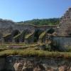Besichtigung einer Klosterruine der Zisterzienser