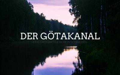 Immer weiter den Götakanal entlang… Schweden 4