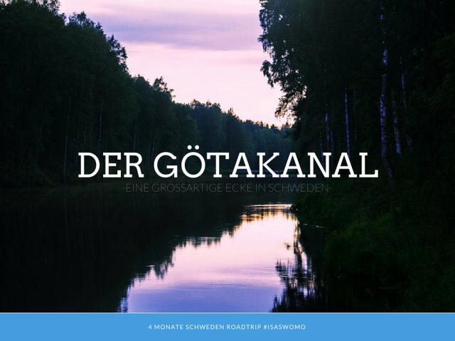 Titelbild Götakanal