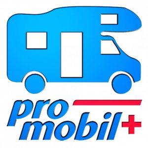 Die bekannteste App um Stellplätze zu finden, Pro Mobil
