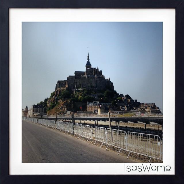 Mont Saint Michele und die Tour.. Frankreich Nr.3