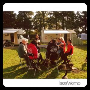 Camping stammtisch