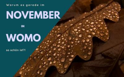 November im Womo