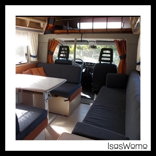 im wohnmobil wohnwagen renovieren isaswomo. Black Bedroom Furniture Sets. Home Design Ideas