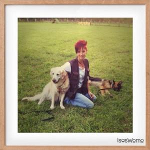 Susan Behenna, zertifizierte Hundetrainerin