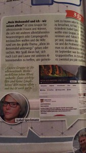 Ahhhhh, Isa inne Zeitung :-)