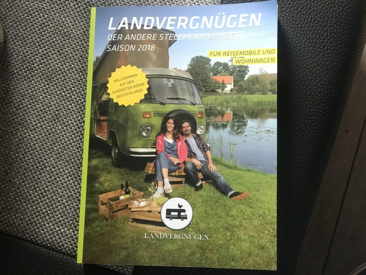 Landvergnügen Campingkarten