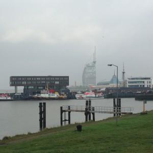 Bremerhaven Hafencity und Sail Hotel