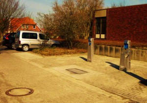 Ver und Entsorgung Stellplatz Hooksiel