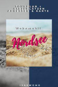 Wohnmobil Nordsee Tour