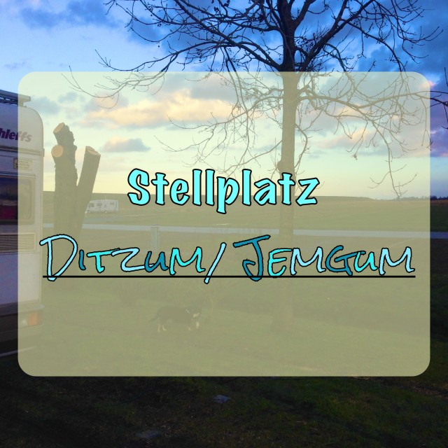 Video Stellplatz Ditzum/ Jemgum