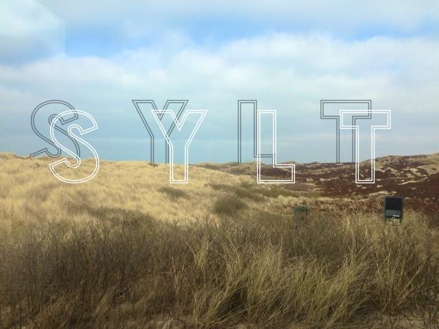 Sylt…. :-)