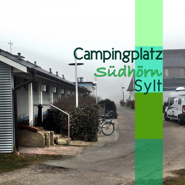Campingplatz Südhörn auf Sylt