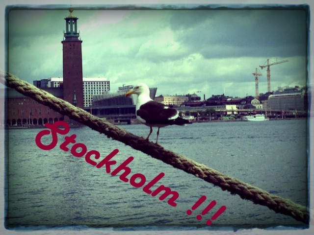 Stockholm die Schöne – Kühle
