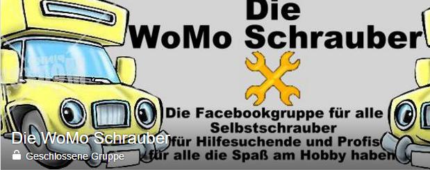Gruppenbild Die Womo Schrauber