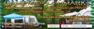 Gruppenbild Campingflohmarkt