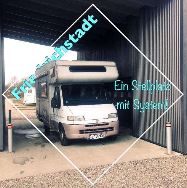 Friedrichstadt, ein Stellplatz mit System !