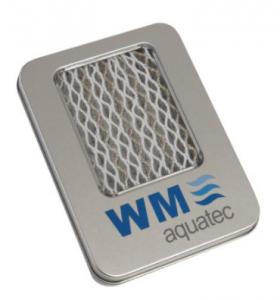 Das Silbernetz von WM Aquatec