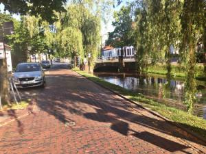 Die wirklich schöne Innenstadt von Papaenburg