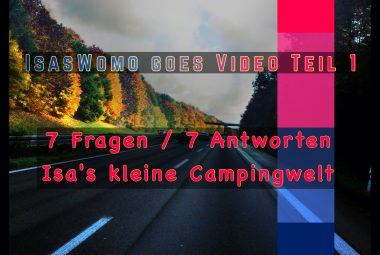 Camping auf Youtube Teil1