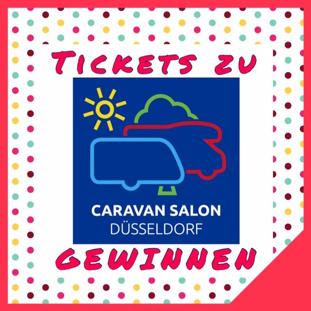 Tickets zu gewinnen – Caravan Salon 2016