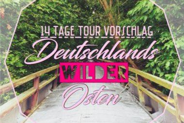 Ostdeutschland Womo Tour
