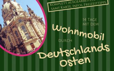 Die Womo Ostdeutschland Tour