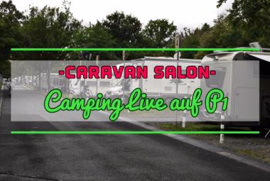 Titelbild, Camping live auf dem Messestellplatz P1