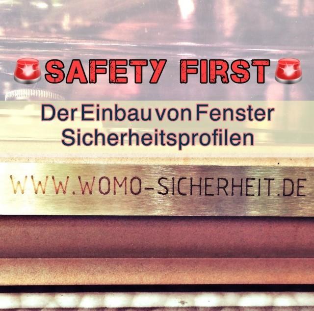Endlich sichere Fenster… Sicherung für Wohnmobile *