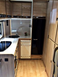 Küchenzeile Rapido 604FF