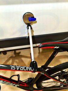 Fahrrad und Womo