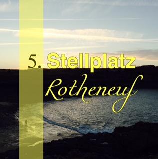 """Stellplatz Nr.5 auf der """" Le Toure 2016″ – Rotheneuf"""