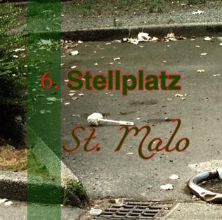 "Nr.6 der "" Le Toure 2016″- Stellplatz St. Malo"
