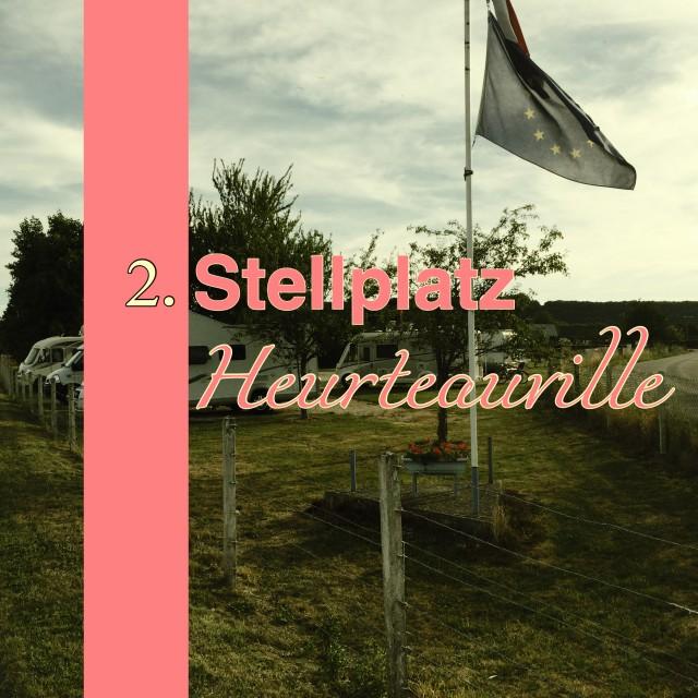 """2. Stellplatz """"Le Toure 2016"""" Heurteauville"""
