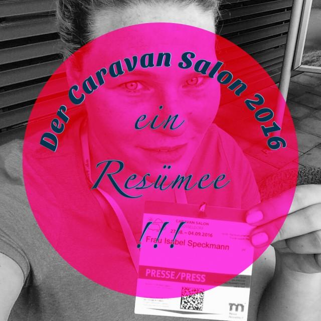 Das Resümee zum Caravan Salon 2016