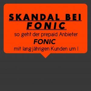 Titelbild Fonic !
