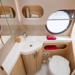 Wohnwagen Badezimmer