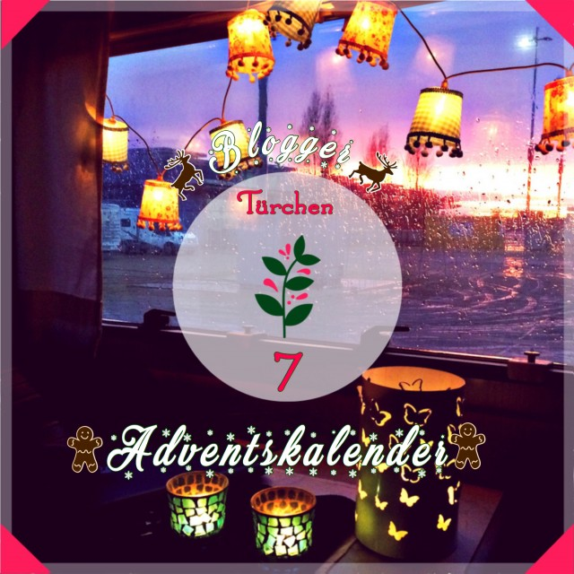 Blogger Adventskalender Türchen 7 ~ transitfrei
