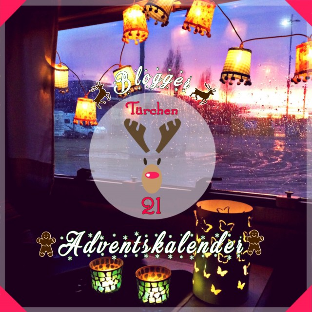 Türchen 21 Blogger Adventskalender~ Herman unterwegs