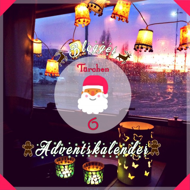 Blogger Adventskalender Türchen 6- takly on tour