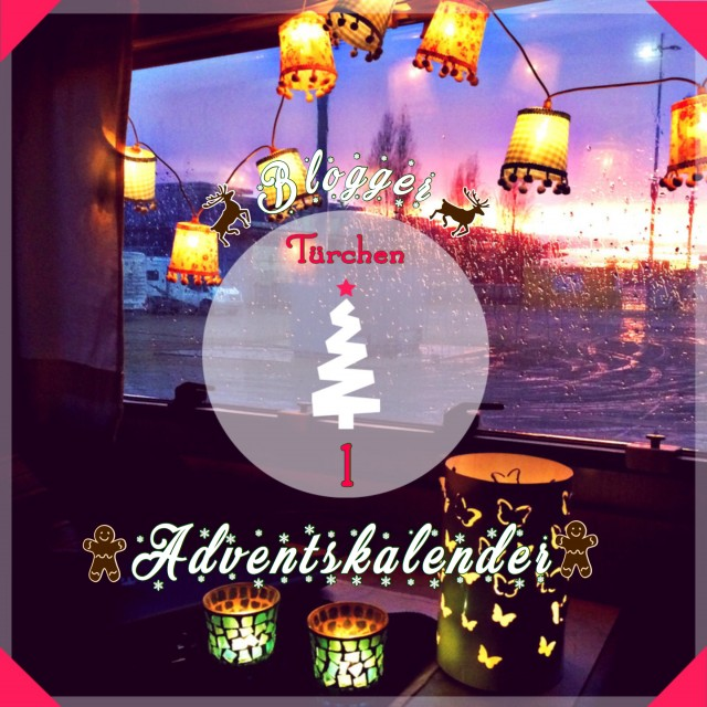 Blogger Adventskalender Türchen 1