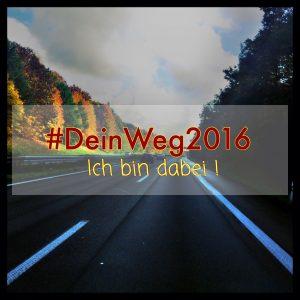 Mein Weg 2016