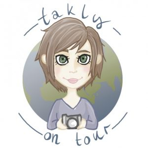 takly on tour Blog
