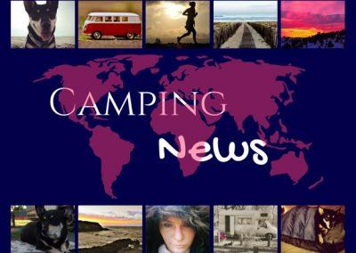 Galileo testet neue Camping Produkte