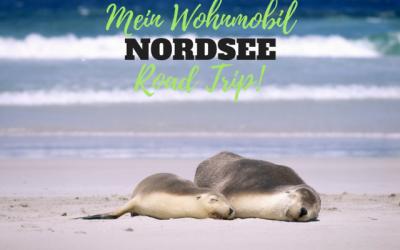 Entlang der Nordseeküste- Mein Womo Nordsee Road Trip 2017