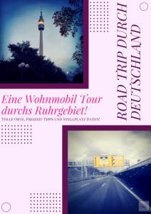 Wohnmobil Tipps für Dortmund, Essen, Schalke usw.