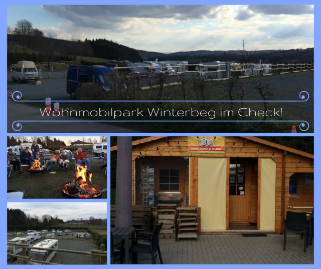 Wohnmobilpark Winterberg im CHECK!