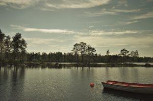 Frei stehen in Schweden... ruhe und Entspannung pur- Falkenberg!