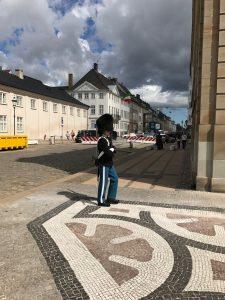 Königliche Garde Kopenhagen, Dänemark