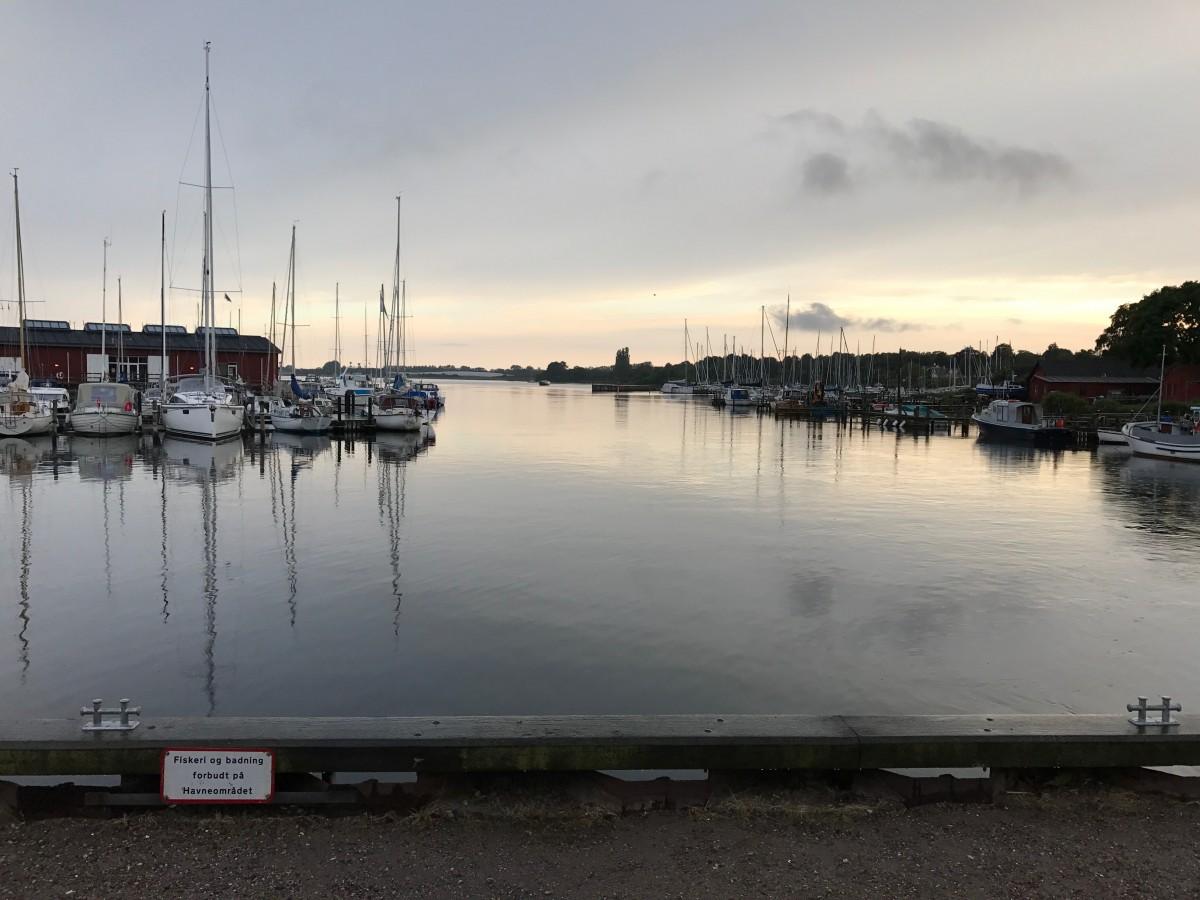 Road Trip durch Dänemark, Skaelskor, Endelse... Mein Blick aus der Pole Position